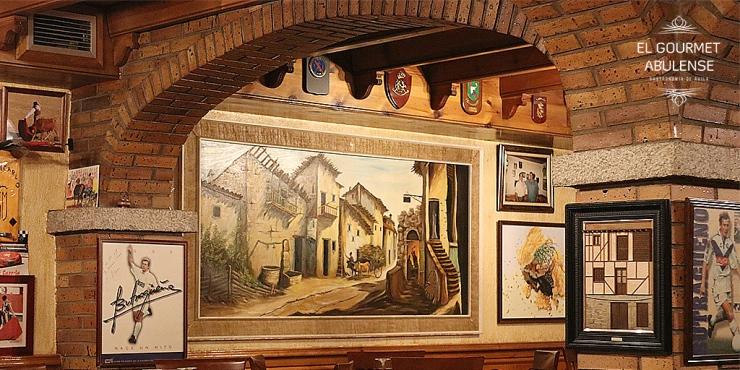 Restaurante Monte Carlo Las Navas del Marques 9